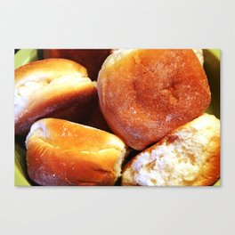 When the Roll is Called Up Yonder Canvas Print