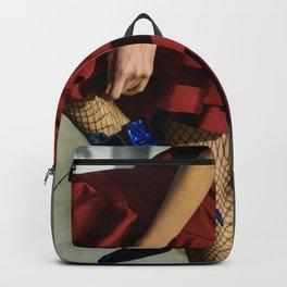 Fishnets Backpack