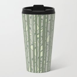 Into The Woods green Travel Mug