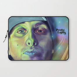 Pretty Lights: A Color Map of the Sun Laptop Sleeve