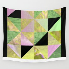 aunt ali's amethysts Wall Tapestry