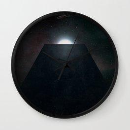 2001 A Space Odyssey alternative movie poster Wall Clock