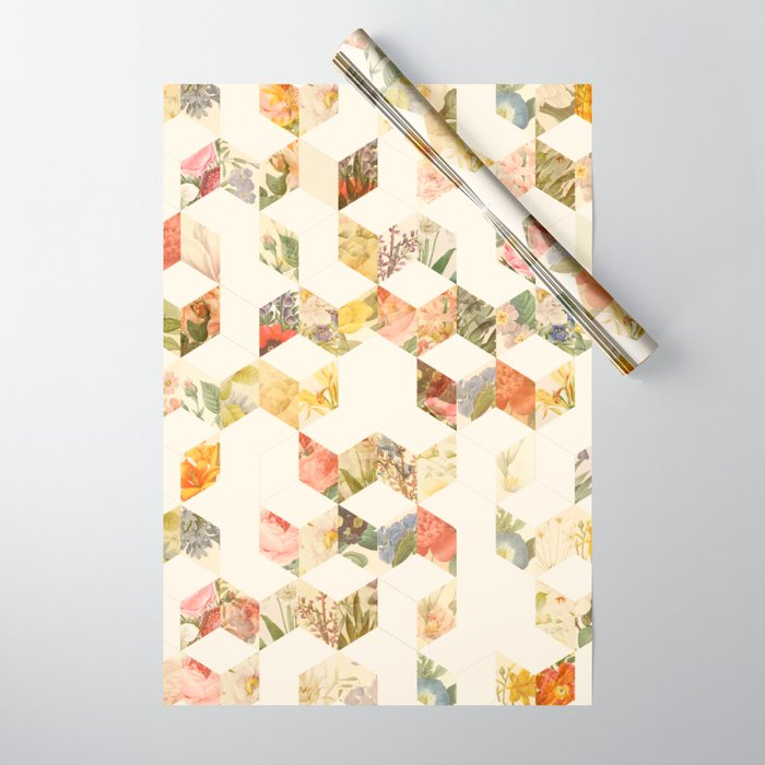 Keziah - Flowers Wrapping Paper