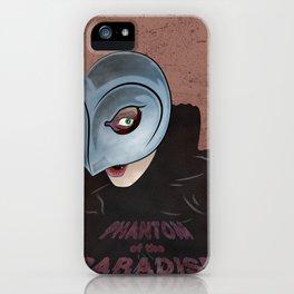 The Phantom V1 iPhone Case