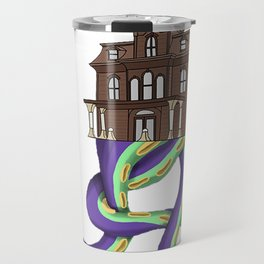 Dark House Travel Mug