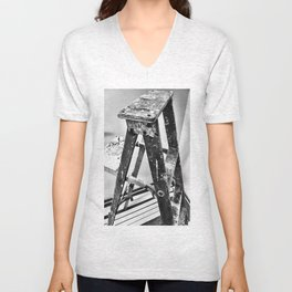Painter's Ladder Unisex V-Neck