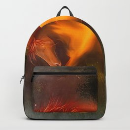 Fire Horse Backpack