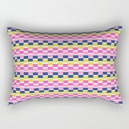 COLOURFUL BLOCKS Rectangular Pillow
