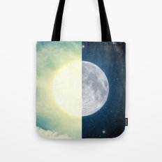 As each day ends... Tote Bag