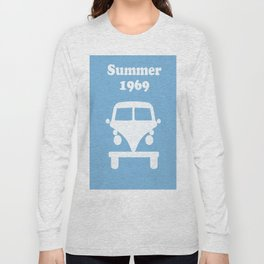 Summer 1969 -  lt. blue Long Sleeve T-shirt