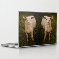 lamb Laptop & iPad Skins featuring Lamb by Guna Andersone & Mario Raats - G&M Studi