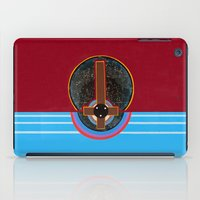 flag iPad Cases featuring Flag by Canson City