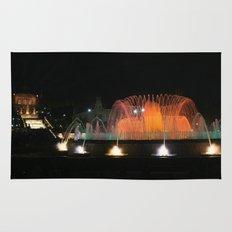 Barcelona Fountain Rug