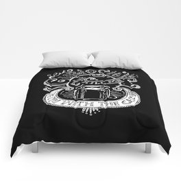 Let Curiosity Kill Me, I'm with the Cat Comforters