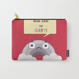 Lack of Colour Carry-All Pouch