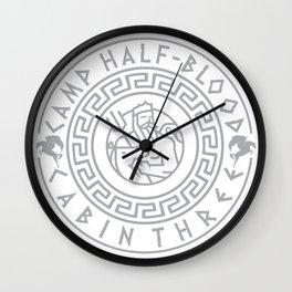 Camp Half-Blood chronicles Wall Clock