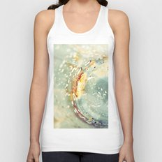 Breaking Lights (abstract) Unisex Tank Top