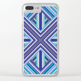 Perceived sensations Clear iPhone Case