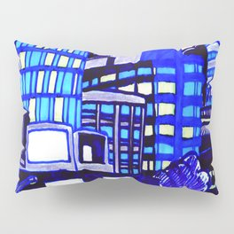 king george square Pillow Sham
