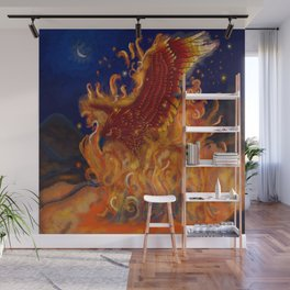 Forged in Fire Wall Mural