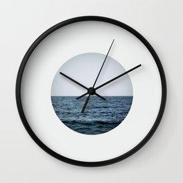WATER CIRCLE Wall Clock