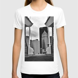 fever dreams in steel city T-shirt