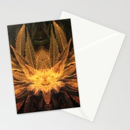 Ganja Spirit Stationery Cards
