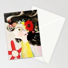 Let´s think left side brain sometimes Stationery Cards
