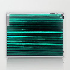 We Have Cold Winter Teal Dreams At Night Laptop & iPad Skin