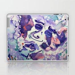Psychedelic Strawberry Fields Laptop & iPad Skin