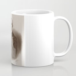 Sam Houston Portrait Coffee Mug