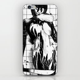 asc 453 - La purification avant la lutte (The war paint) iPhone Skin