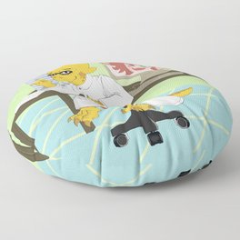 Alphys Floor Pillow
