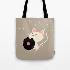 I can't get nooo catisfaction Tote Bag