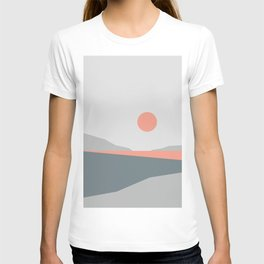 Abstract Landscape 01 T-shirt