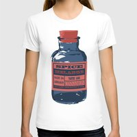 spice T-shirts featuring Spice Trade by Brady Terry