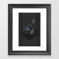 Canon Framed Art Print