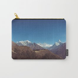 Mount Everest Carry-All Pouch