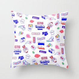 NCT DREAM CHEWING GUM Throw Pillow