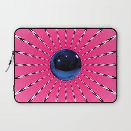 artRAVE Gazing Ball Laptop Sleeve