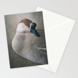 The Swan Goose Stationery Cards
