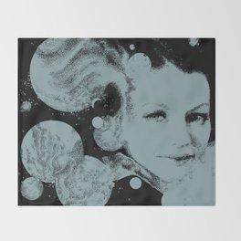 Bubble Wand Throw Blanket