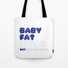 CHUBBY BABY Tote Bag