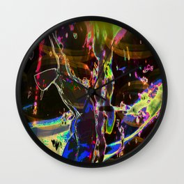 Magic Surge Wall Clock
