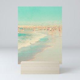 beach XIX Mini Art Print