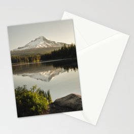 Trillium Mornings Stationery Cards