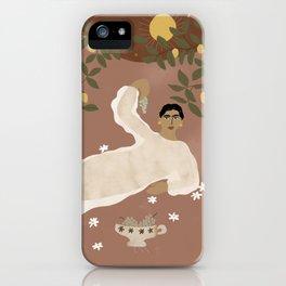 Greek Life iPhone Case