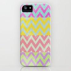 Chevron Summer iPhone (5, 5s) Slim Case
