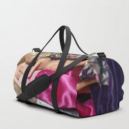 A helping hand. Duffle Bag
