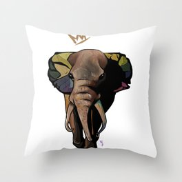 Stand Up and Stand Out Throw Pillow